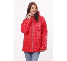 Красная куртка стеганная из водоотталкивающего материала ОСН4010