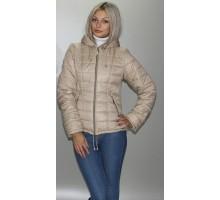 Куртка бежевая весенняя ОСН6001-6