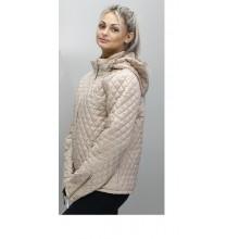 Куртка бежевая демисезонная ОСН60011-1