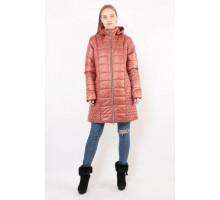 Коричневая демисезонная куртка ОСН6005-6