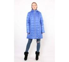 Демисезонная куртка цвета электрик ОСН6005-5