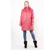 Красная демисезонная куртка ОСН6005-4