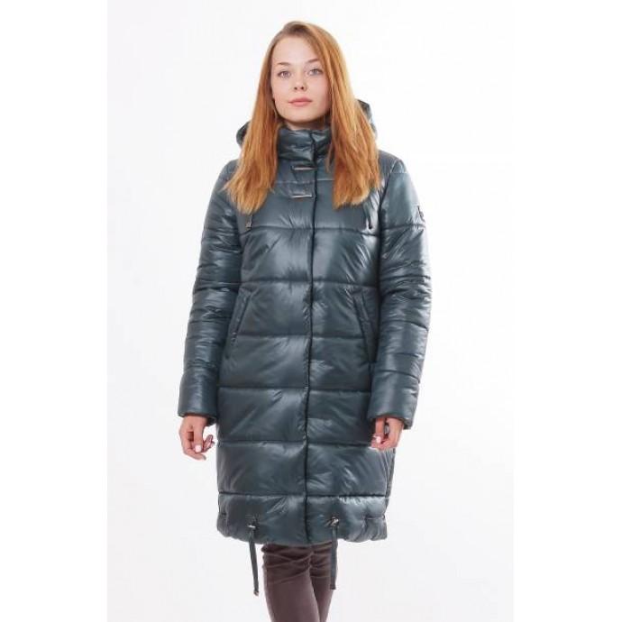 Куртка зимняя бирюзовая ОСН00012