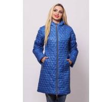 Модная весенняя куртка цвета электрик ОСН902232