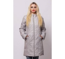 Стальная женская куртка весенняя ОСН902231