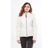 Женская стильная куртка ванильного цвета ОСН902264