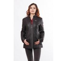 Весенняя куртка женская черная ОСН902250