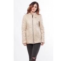 Женская легкая куртка бежевая ОСН902274