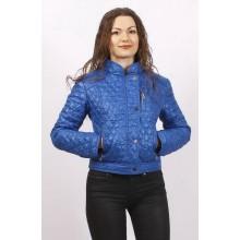 Женская весенняя куртка СК-1 электрик 42-50 размеры  ОСН4046