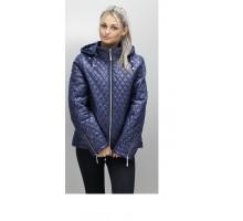 Куртка демисезонная 40-66 размеры ПС-1 Темно-синяя ОСН60011-2
