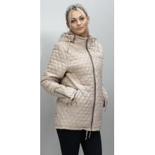 Куртка весенняя бежевая легкая ОСН6002-3