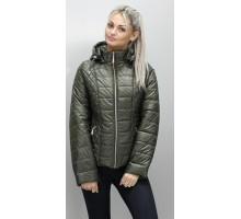 Куртка весенняя 40-74 размеры КМ -1 Хаки ОСН6007-3