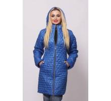 Куртка женская весенняя КС-11 электрик ОСН902226