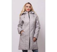 Куртка женская весенняя КС-11 сталь ОСН902225