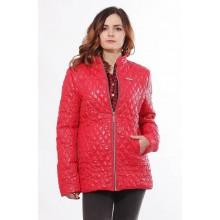 Красная женская куртка удобная ОСН902278