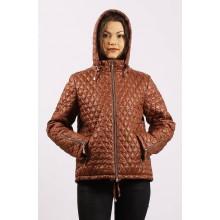 Куртка демисезонная коричневая ОСН60011-5