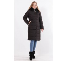 Зимняя куртка 48-58 размеры К-35 Черный ОСН77705