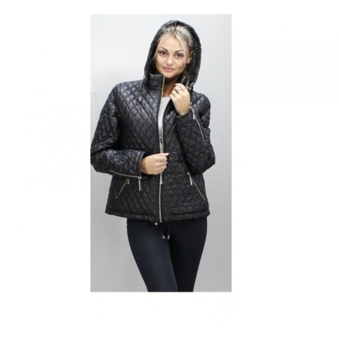 Куртка демисезонная 40-66 размеры ПС-1 Черная ОСН60011