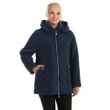 Женская куртка синяя ЛАНА112-80