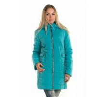 Яркая демисезонная женская куртка ЛАНА108-91