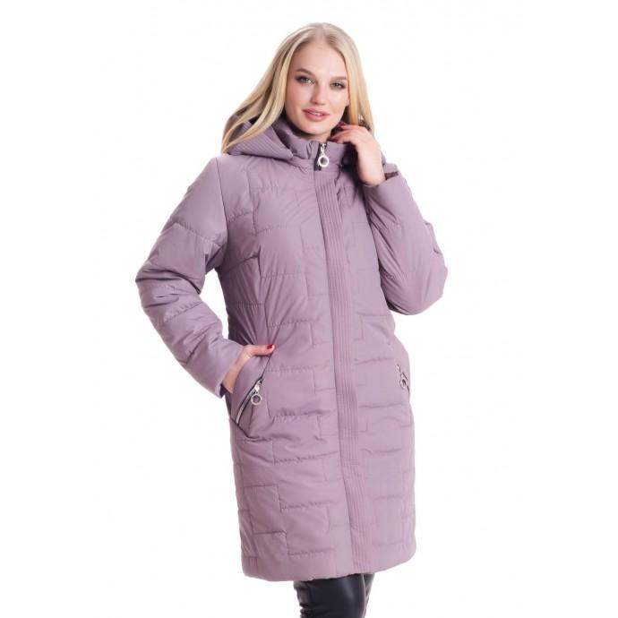 Женская куртка больших размеров ЛАНА66116-3