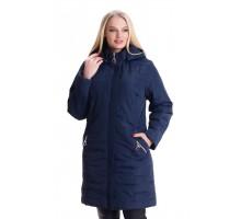 Женская куртка больших размеров ЛАНА66118-3