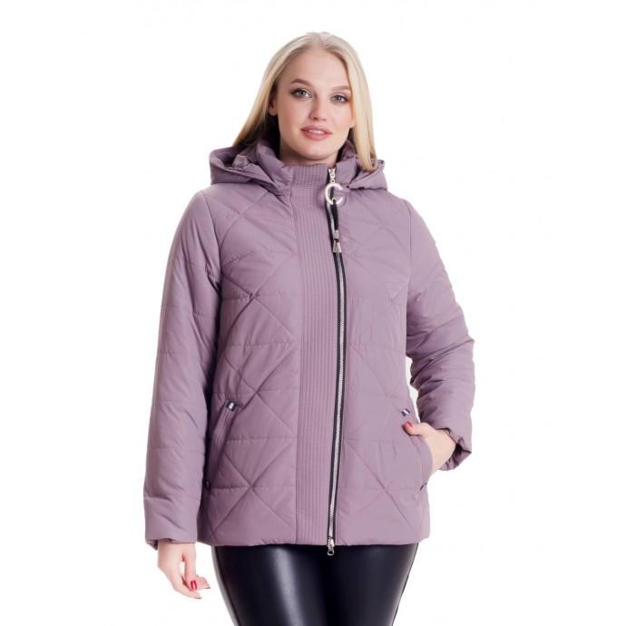Модная женская куртка ЛАНА66121-4