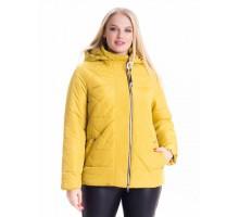 Модная женская куртка весна ЛАНА66122-4