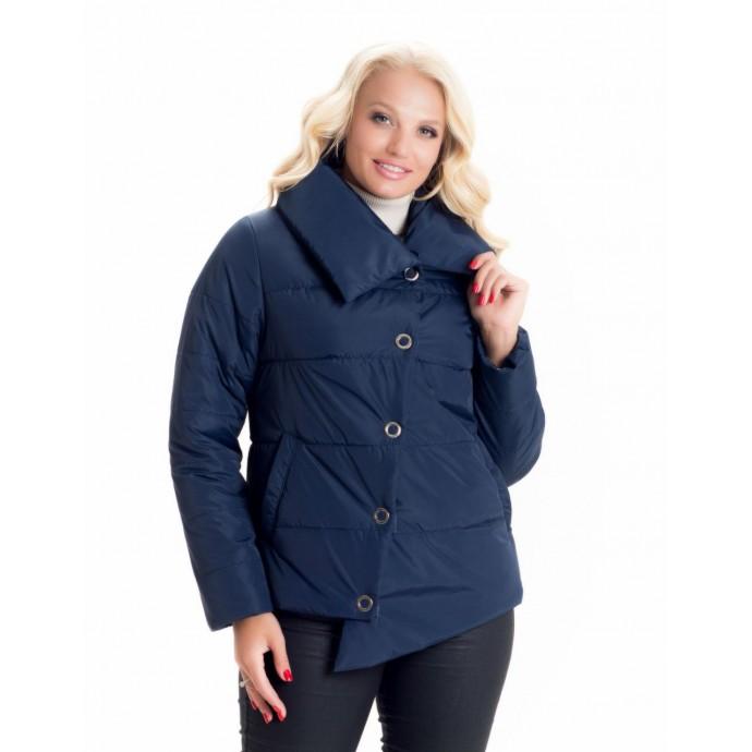 Молодежная короткая куртка ЛАНА66127-2