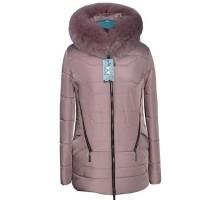 Молодежная курточка с мехом ЛАНА99049