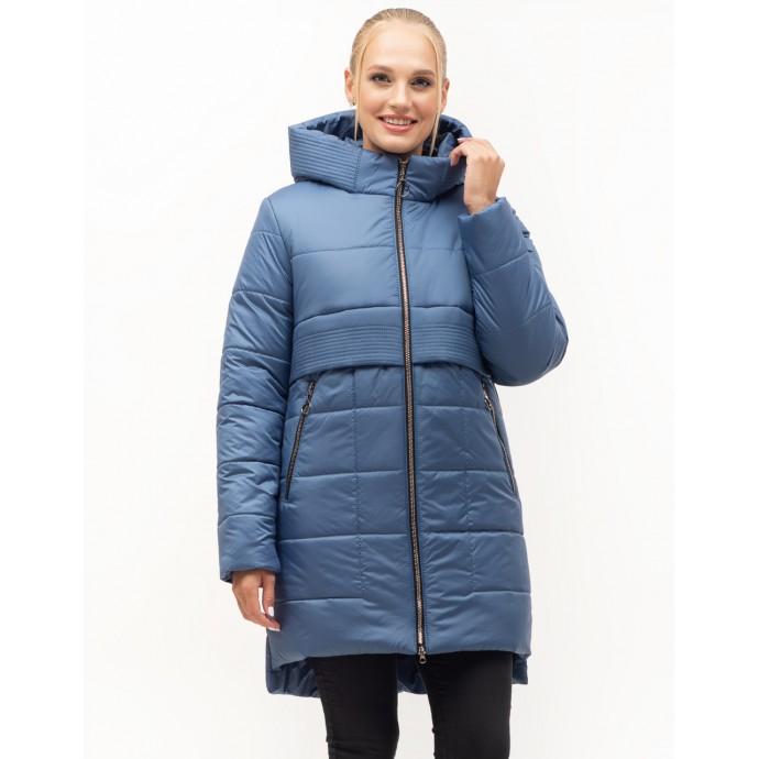 Стильная молодежная зимняя куртка ЛАНА25S-152