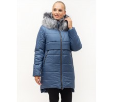 Модный женский зимний пуховик ЛАНА3S-152