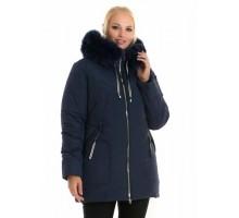 Молодежная женская зимняя куртка ЛАНА66111-58