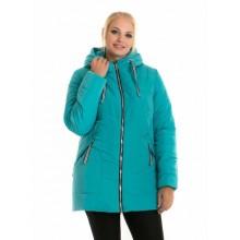 Женская зимняя куртка без меха ЛАНА6672-58-1