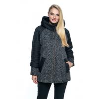 Куртка рукава регланом лана25r-109