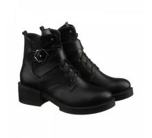 Кожаные женские ботинки КИРА1173-VM-7917-02