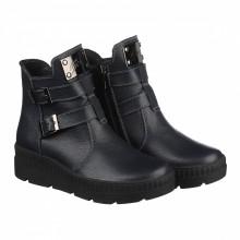 Ботинки на платформе на зиму КИРА1146-vm-astra-17n