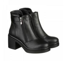 Супер удобные зимние ботинки с двумя змейками КИРА1162-vm-524-05kz