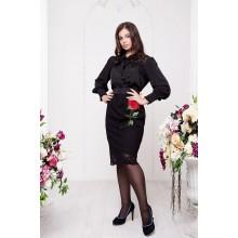Вечернее платье с вышивкой РРРА5
