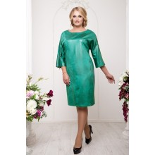Платье из экокожи РРРА52