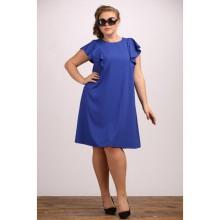 Синие платья больших размеров