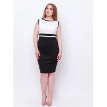 Фото моделей стильных платьев размера 52 54