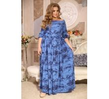 Платье Джамала джинс НС70049