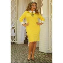 Платье Галстук вышивка РС700011