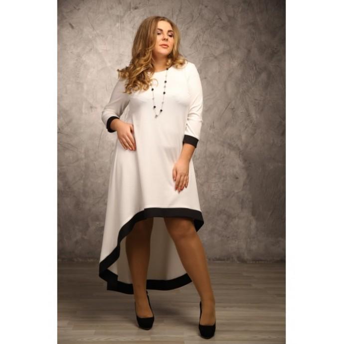 Платье Милена молоко ВСШ7006