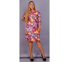 Платье Арина принт КГР123058