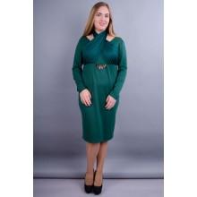 Платье Лиана зелень 50-56 р. КГР123011
