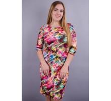 Платье Арина цветок КГР123059