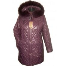 Модная куртка со змейками НК 2039