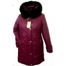 Зимняя куртка с мехом НК 2028